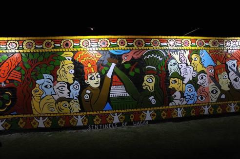 Partition  Public Mural Project