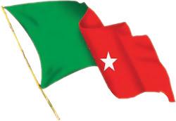 SDPI Flag