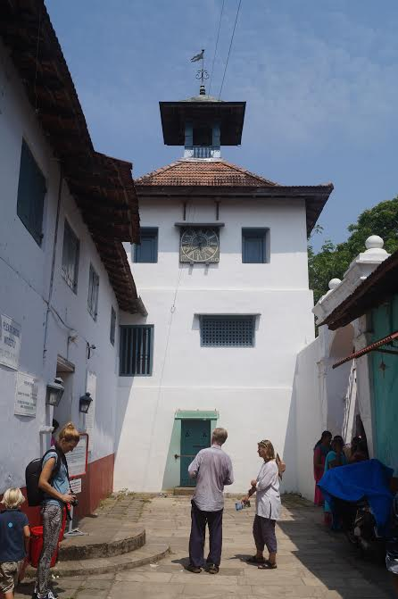 The historic 'Pardesi' Synagogue