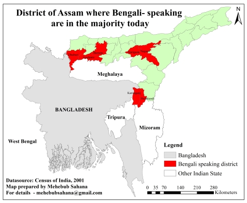 bengali_majority_distrcit_assam