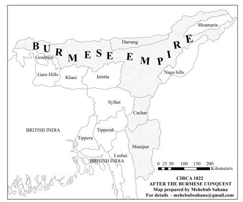 BUrmese Conce