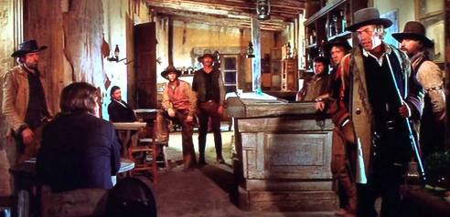 Pat Garett and Billy the Kid-Opening Scene
