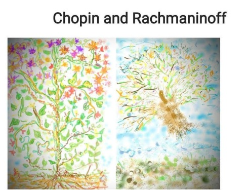 Chopin and Rachmaninoff ADG