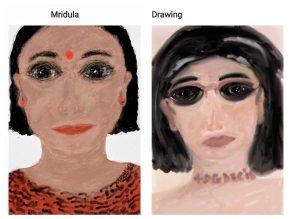 Realistic Portrait Eyes ADG